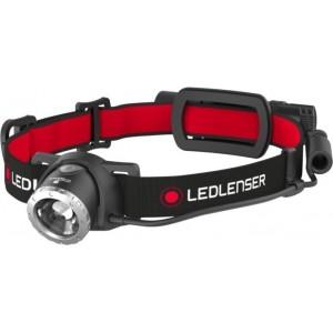 LED LENSER H8R. Обзор аккумуляторного налобного фонаря с высокой автономностью и дальностью свечения 150 м