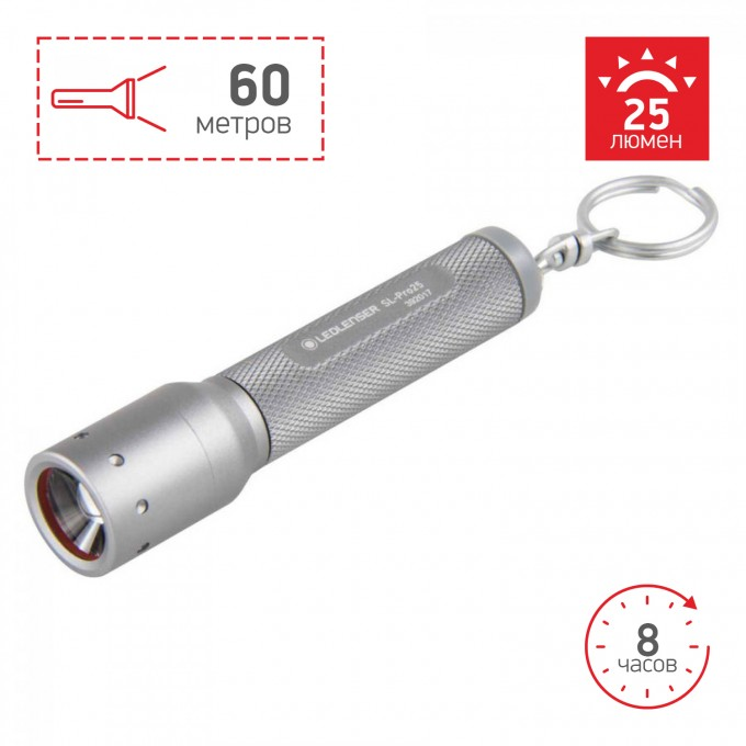 Фонарь LED LENSER Solidline SL-Pro 25 501065